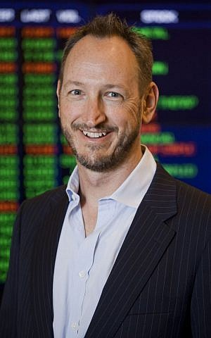 Max Cunningham, the general manager of listings at the Australian Securities Exchange (Courtesy)