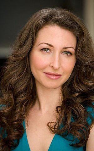 Ilana C. Myer (Teitelbaum), author of 'Last Song Before Night' (David Cross)