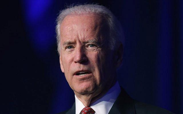 US Vice President Joe Biden.  (JTA/Chip Somodevilla/Getty Images)