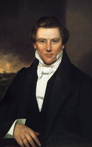 Joseph Smith (Artist unknown / Wikipedia)