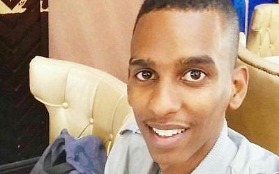 Oshri Malsa, 22, was killed in a car crash in Johannesburg, South Africa on Sunday October 16, 2016. (Courtesy)