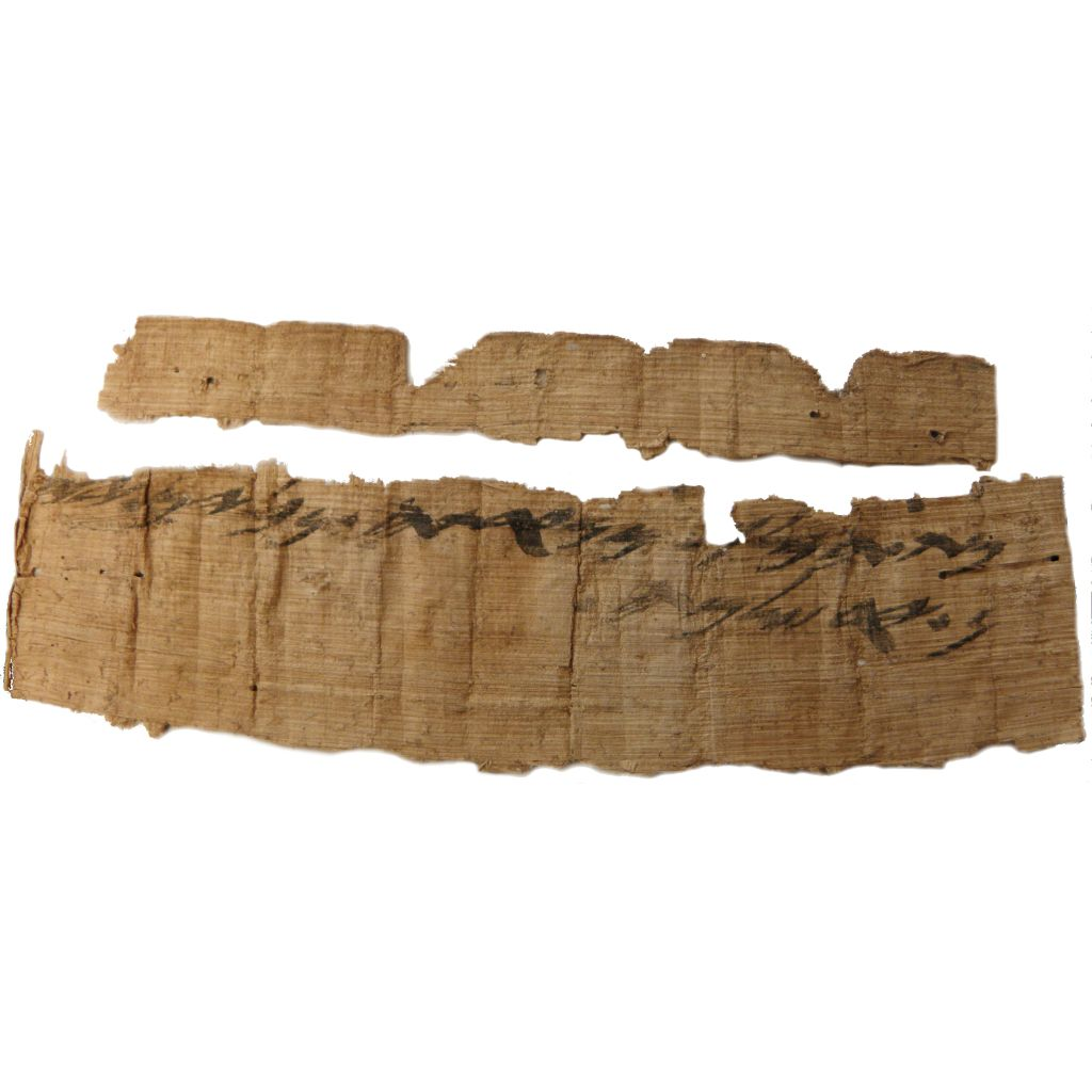Carbon dating papyrus