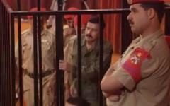 Ahmed Daqamseh on trial in Jordan in 1997. (YouTube screenshot)