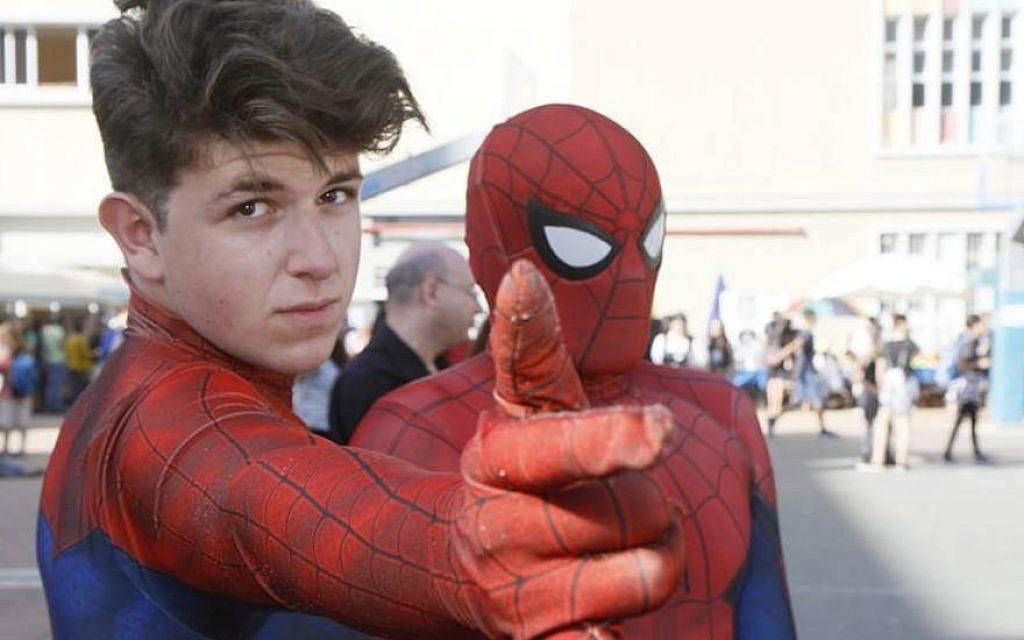 Scared of arachnids? Go watch Spider-Man, Israeli study says