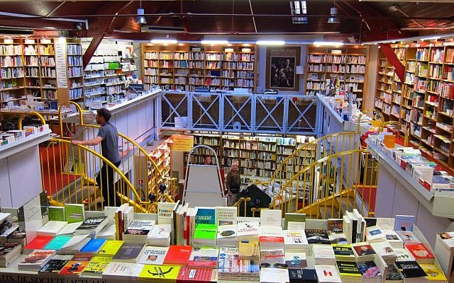 Bookstore. (Olybrius CC BY-SA 3.0)