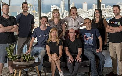The Zirra Team (Courtesy Yuval Chen)