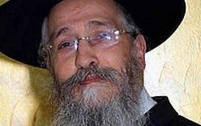 Rabbi Menachem Mendel Deitsch (Chabad.org)