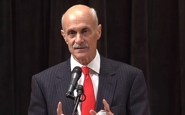 Michael Chertoff (screen capture: YouTube)