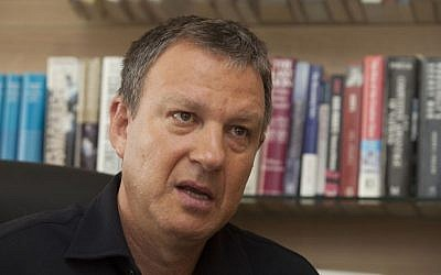 Zionist Union MK Erel Margalit (Flash 90)