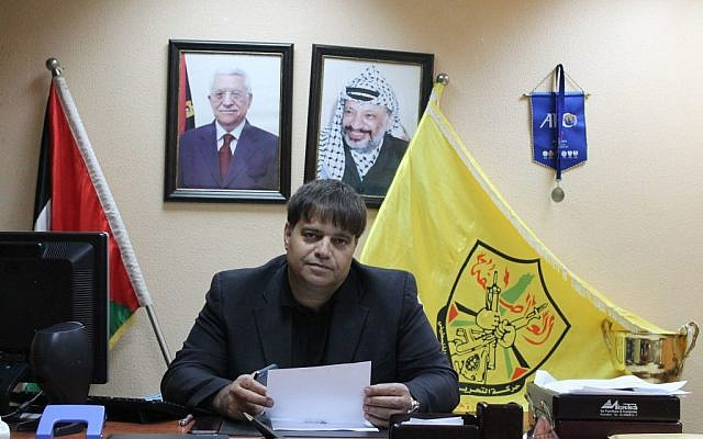 Former Fatah MP Jihad Tummaleh (Facebook)