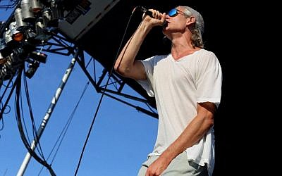 Between albums, Matisyahu has been touring, managing himself, and being a dad. (Christopher Townsend)