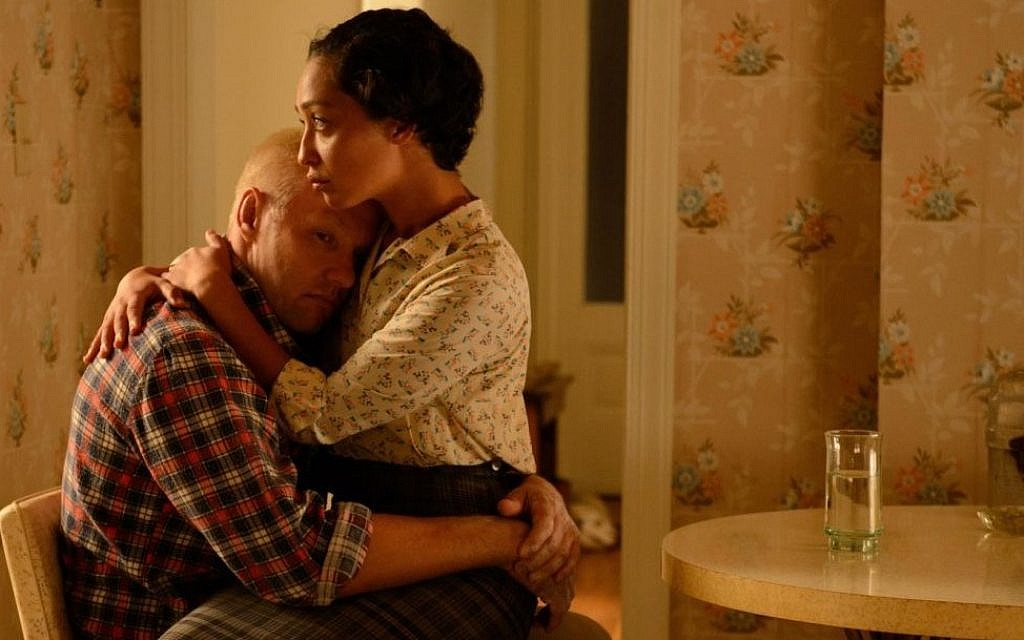 Ruth Negga and Joel Edgerton play the Lovings, a mixed-race couple driven out of rural Virginia. (FOcus Films)