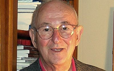 Jacob Neusner won national and international recognition in a scholarly career that spanned more than half a century. (Emily Darrow/Bard College)