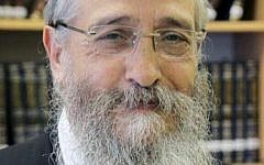 Rabbi Menachem Mendel Deitsch (Courtesy)
