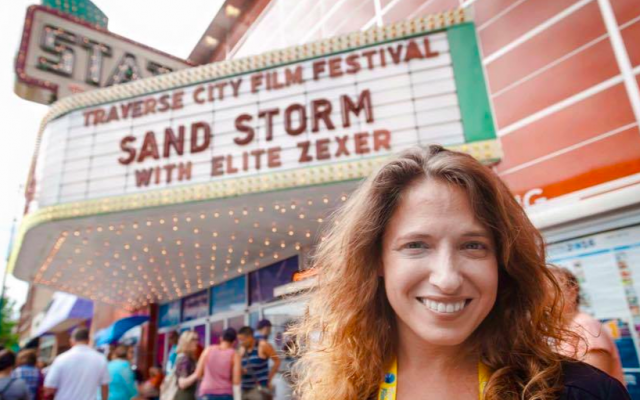Filmmaker Elite Zexer will speak about the making of her award-winning 'Sand Storm' on Thursday, March 2, at the Jerusalem Cinematheque (Courtesy Elite Zexer)