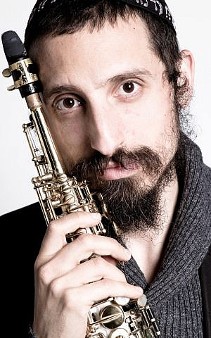 Jazz saxophonist Daniel Zamir appears for the first time at the 17th Oud Festival, November 17-26, 2016 (Courtesy Daniel Zamir)