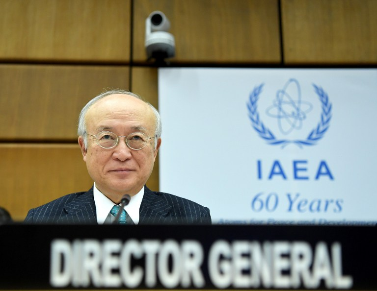Head of UN Watchdog Highlights Serious Gap in Iran Nuclear Deal Verification