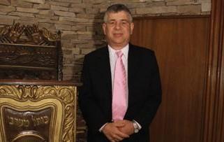 Rabbi Ruben Saferstein, of Buenos Aires. (Facebook)