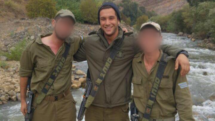 Sgt. Ido Ben-Ari (Facebook)