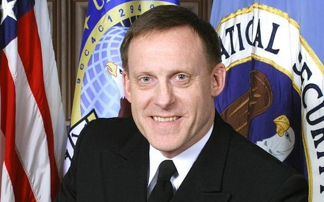 Director of the US National Security Agency Admiral Michael Rogers. (Wikimedia/Public domain/National Security Agency and United States Navy)