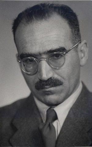 Director Aleksander Ford, born Mosze Lifszyc in Kiev, in 1908. (Wikimedia commons)