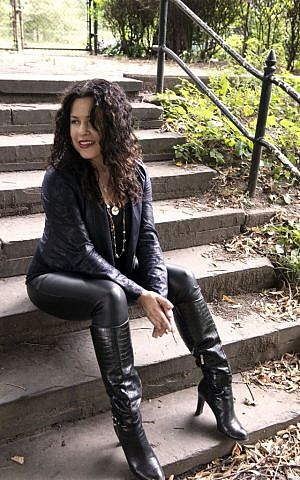 Neshama Carlebach contributed her version of 'Higher and Higher,' recorded with the Green Pastures Baptist Choir. The song was written by her father, Rabbi Shlomo Carlebach, in the '60s. (Courtesy)