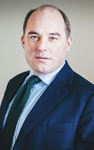Ben Wallace MP (Courtesy)