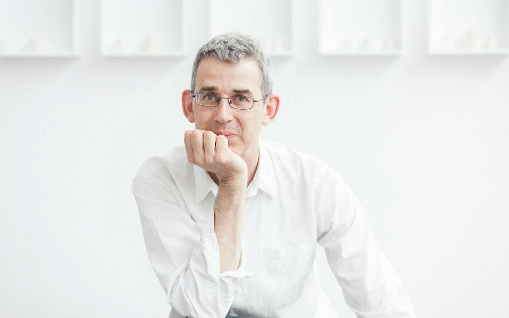 Ceramicist and 'The Hare With Amber Eyes' author Edmund de Waal (Ben McKee)