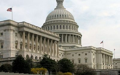 The Senate's side of the Capitol Building in Washington, DC. (Wikipedia/Scrumshus/Public Domain)