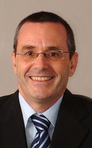 Prof. Dror Harats, CEO and founder of Vascular Biogenics Ltd. ( Courtesy)