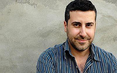 Lebanese-Belgian writer Dyab Abou Jahjah (Wikimedia Commons, Han Soete, CC BY-SA 3.0)