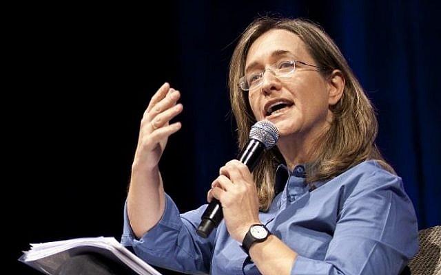 Journalist Ilana Dayan (Moshe Shai/Flash90)