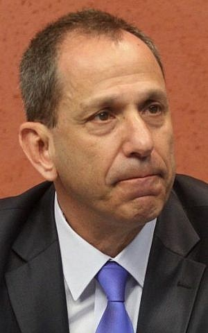 ISA (Israel Securities Authority) chief Shmuel Hauser (Roni Schutzer/FLASH90)