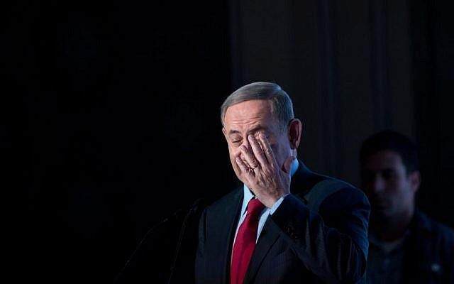 Prime Minister Benjamin Netanyahu speaks at the Jerusalem Post Diplomatic Conference in Jerusalem. November 23, 2016. Photo by Miriam Alster /Flash90