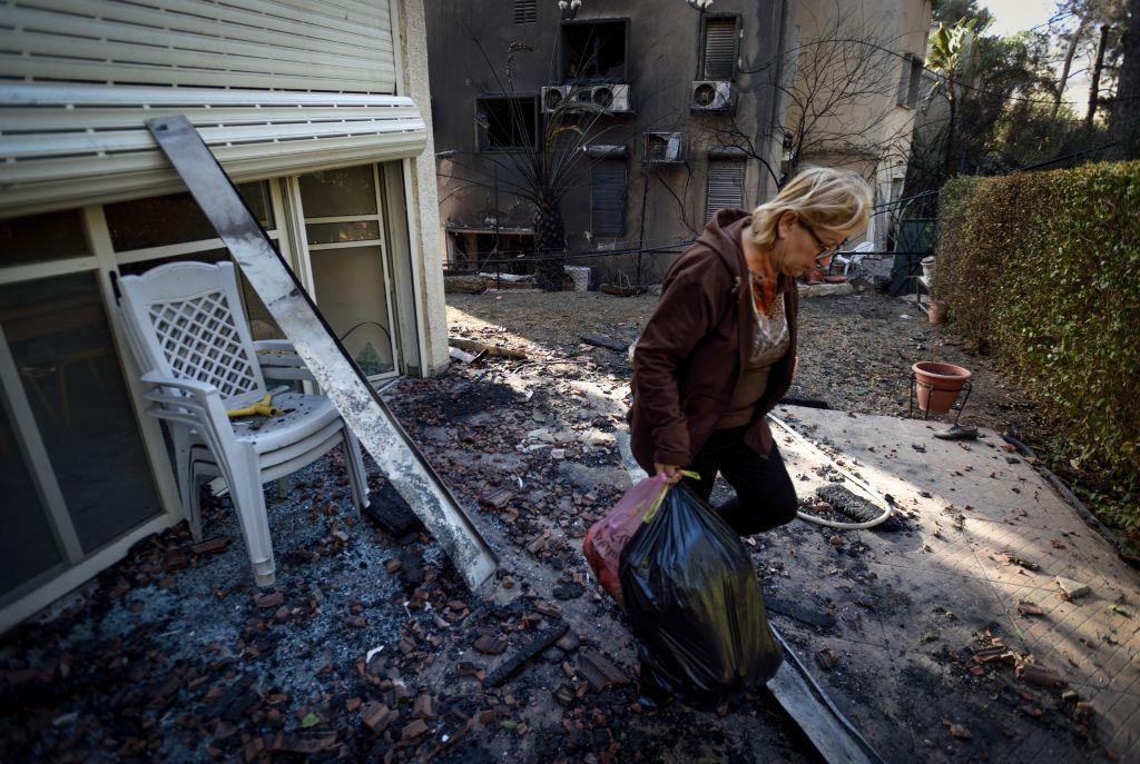Fires raging across Israel more damaging than 2010 Carmel blaze