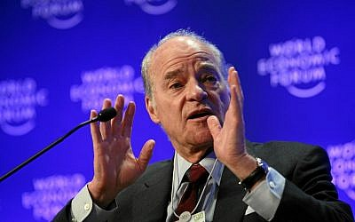 US businessman Henry Kravis in 2009 (Wikimedia Commons/CC BY-SA 2.0)