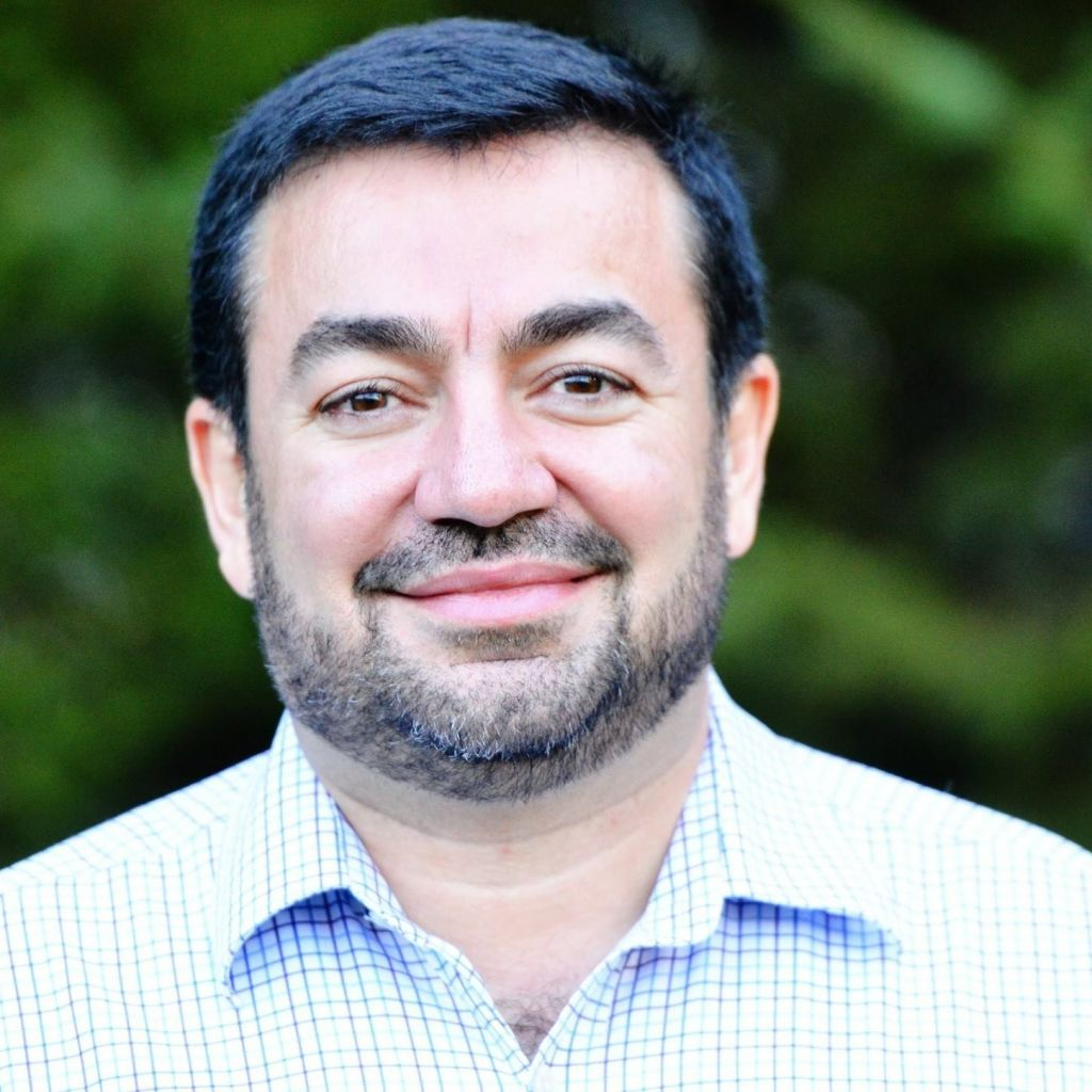 Imam Abdullah Antepli of Duke University. (Courtesy)