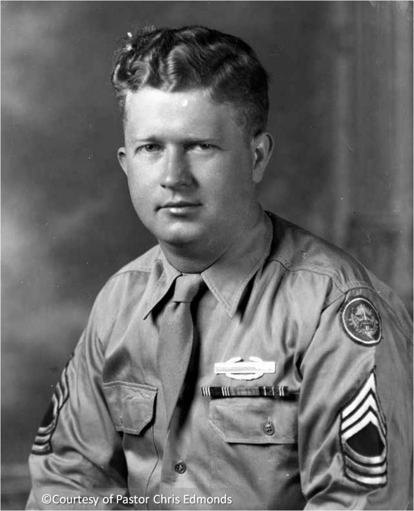 Master Sgt. Roddie Edmonds. (Courtesy Chris Edmonds)