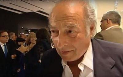 Marc Rich. (Screenshot/Euronews)