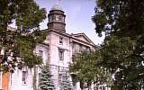 McGill University, Montreal (YouTube screenshot)