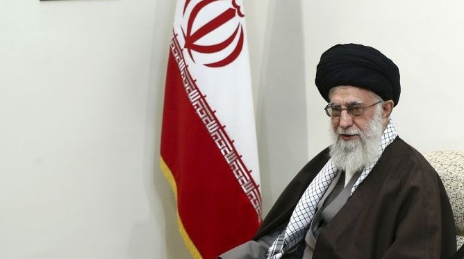 Ayatollah Khamenei slams United States 'bullying' Iran on nuclear deal