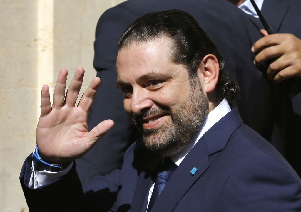 Saudi Arabia brings in Lebanon's Hariri from the cold