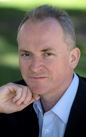 Professor, historian, and author Neill Lochery. (Courtesy)