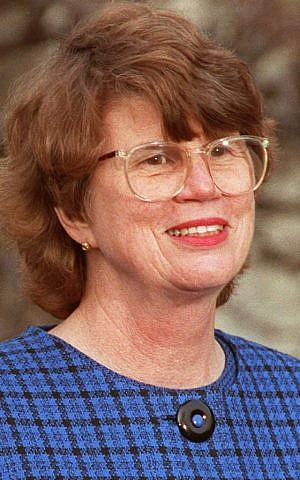 This 1993, file photo shows Attorney General Janet Reno. (AP Photo/Doug Mills)