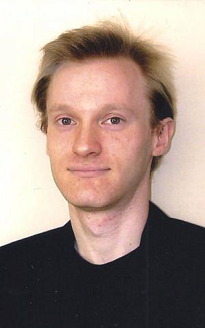 Historian and author Paul Bogdanor. (Courtesy)