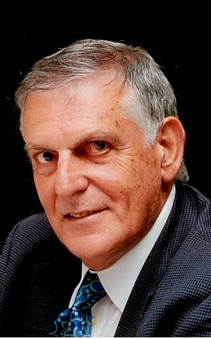 Nobel Prize winner Professor Dan Shechtman (Courtesy)