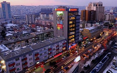 A view of Pristina, Kosovo (CC BY-SA Arbenllapashtica/Wikipedia)