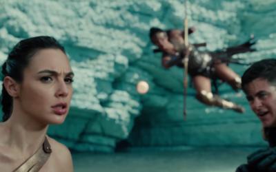Gal Gadot as 'Wonder Woman' (YouTube screenshot)