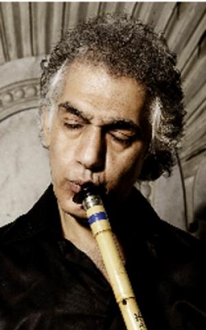 Turkish musician and composer Omar Faruk Tekbilek, who will be performing at the 17th Oud Festival, November 17-26, 2016 (Courtesy Omar Faruk Tekbilek Twitter)