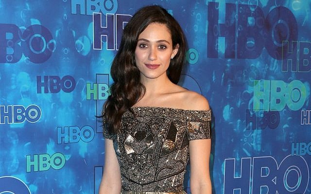 Actress Emmy Rossum attends HBO's Official 2016 Emmy After Party at The Plaza at the Pacific Design Center on September 18, 2016 in Los Angeles, California.  (Frederick M. Brown/Getty Images)